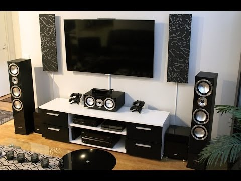 Ultimate Home Theater Setup 2.0 (Samsung, Onkyo, Canton Chrono, Xbox One and PS4)