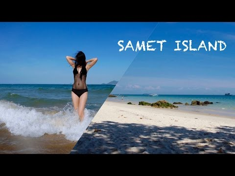 Koh Samet island | Laem maephim Beach Rayong Thailand | The Greatset day ever !