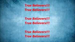 True Believers - Phil Keaggy (music video with lyrics)