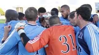 Les Citadins - Soccer masculin, saison 2014-2015