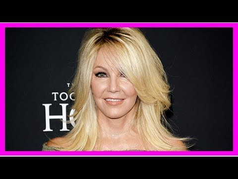 Heather Locklear's History Of DUIs, Rehab & Arrests After Starring On 'Melrose Place' & 'Spin City'