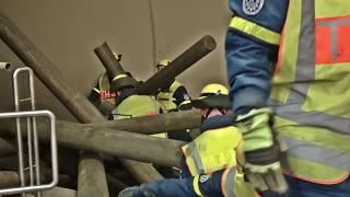 Vorbereitungen zur MAnV-Großübung Feuerwehr Bochum und BOGESTRA im U-Bahnstreckennetz