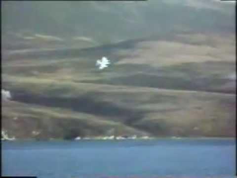 Falklands War - Bomb Alley