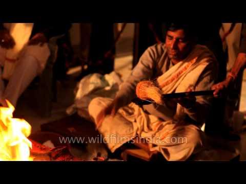 Rituals performed during Maha Shivratri, at Shri Jagannath Temple