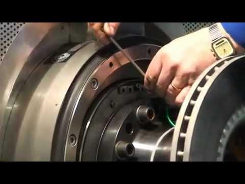 HORIBA ATS GIANT 6200 Brake Test Stand