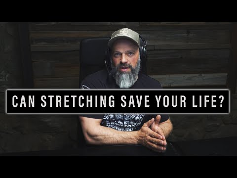 EP. 534: CAN STRETCHING SAVE YOUR LIFE? | THE BOOK