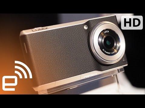 Panasonic's Lumix CM1 camera phone | Engadget