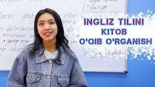 Ingliz tilini KITOB o'qib o'rganish - LinguaBarno #4