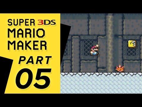 Super Mario Maker 3DS - Super Mario Challenge: WORLD 05