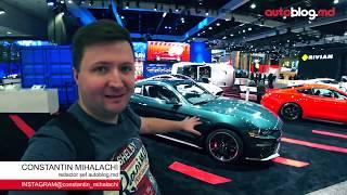 Los Angeles 2018: Americanii ne-au impresionat! Ford Mustang Bullitt și F-150 Raptor