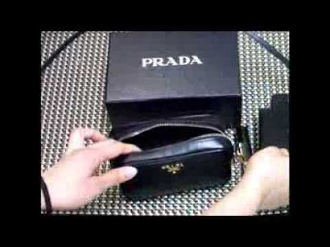 prada small makeup bag