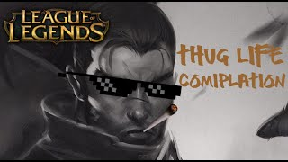 League of Legends | Thug Life Compilation