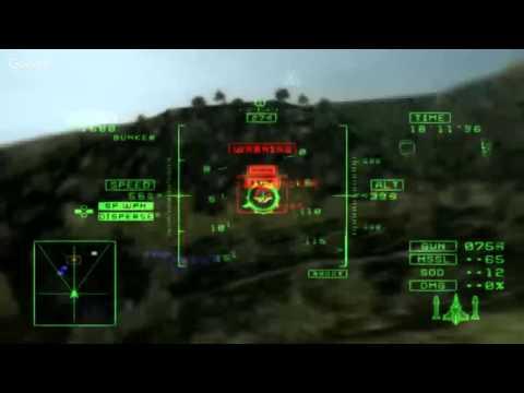 Ace Combat 5 Ace Playthrough Mission 9 Lit Fuse