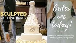 Wedding Cakes Los Angeles | Kaye's Cake Designs