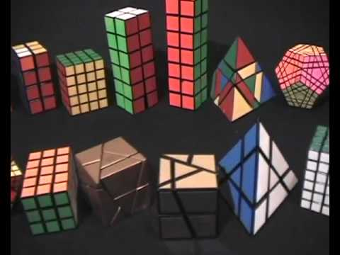 The Biggest Rubik 39 S Cube Collection Youtube