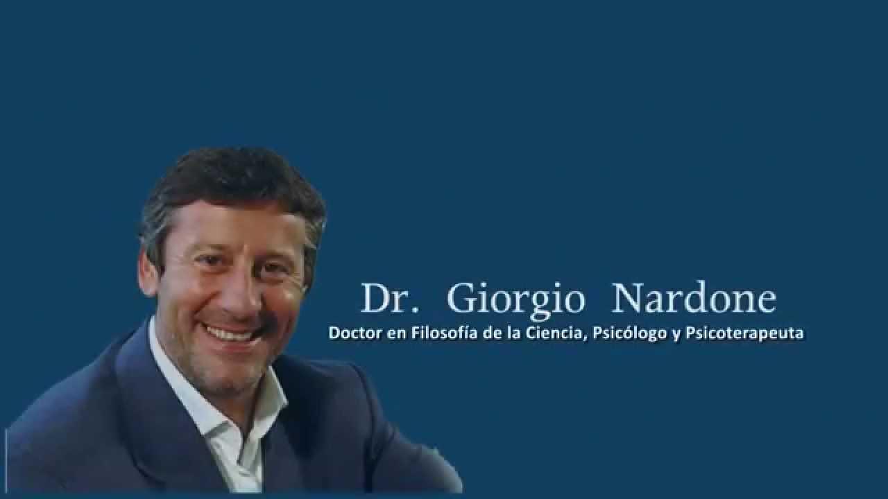 giorgio nardone  Dr Giorgio Nardone - YouTube