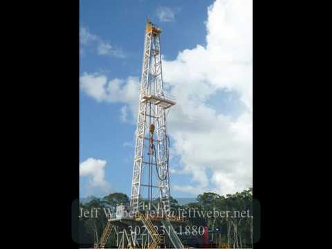 Selling 1600hp helicopter drilling rig. 8mm usd