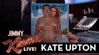 Kate Upton's Sports Illustrated Swimsuit Cover Reveal