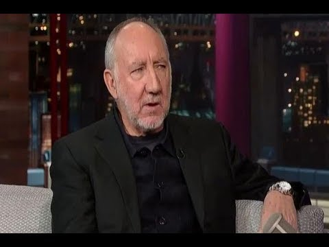 Pete Townshend Speaks about his Tinnitus
