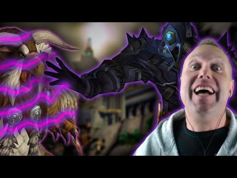 GRIPPED YA -  Level 100 Frost Death Knight PvP (Strand of the Ancients) - WoW Legion