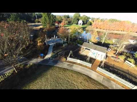 HSV Botanical Gardens Aerial tour HD