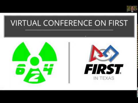 April 11 CRyptonite and FIRST in Texas Virtual Conference 1 of 2