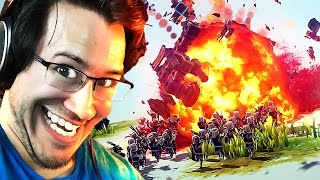 BUILD! DESTROY! REPEAT! | Besiege - Part 1