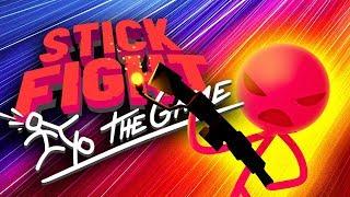 STICK Dir das sonst wohin!! 💀 HWSQ #041 ★ STICK FIGHT