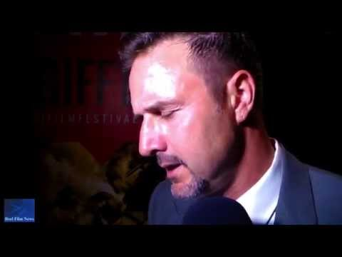 2014 GI Film Fest EXCLUSIVE: FIELD OF LOST SHOES' David Arquette