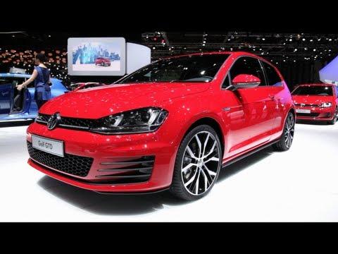 2014 Volkswagen GTD - 2013 Geneva Motor Show