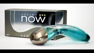 Azzaro Now For Men Fragrance Review (2007)