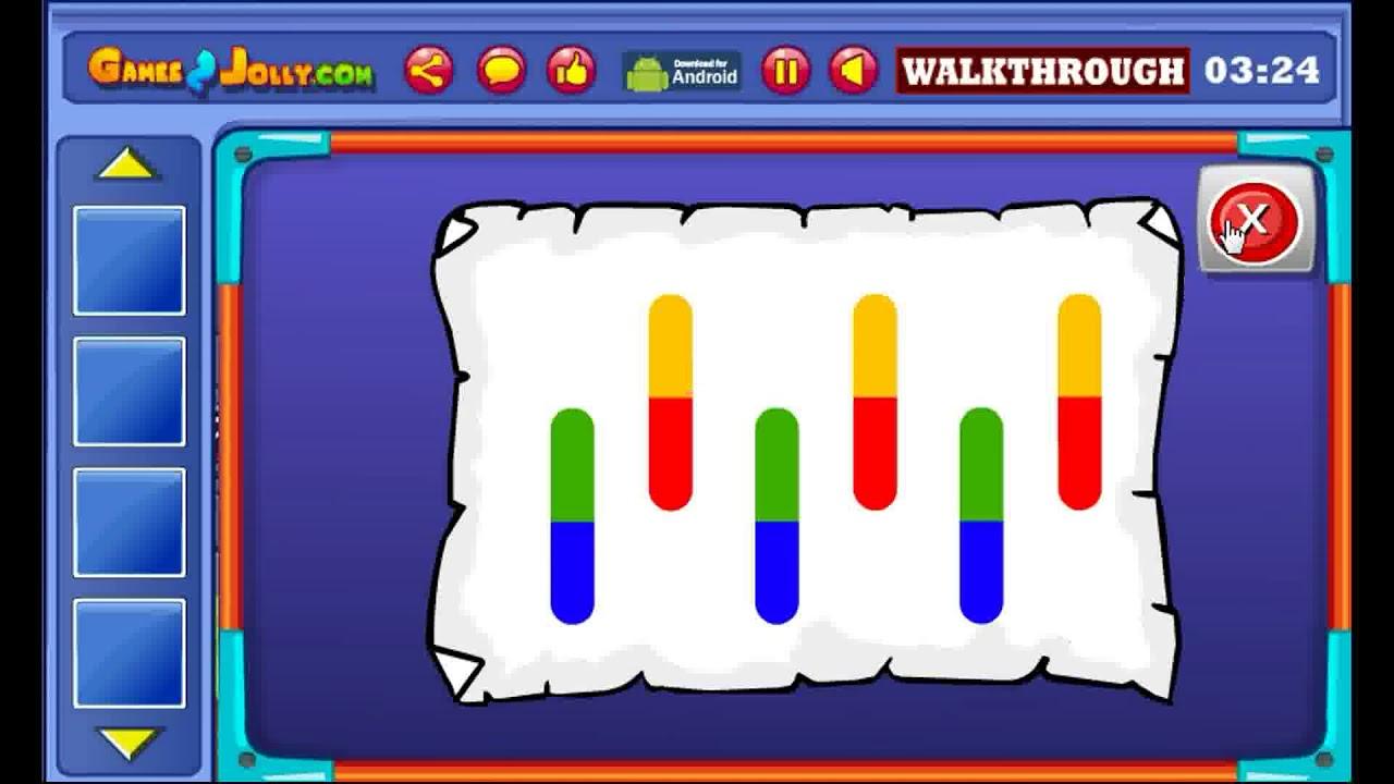 Spear Warrior Escape Walkthrough - Games2Jolly