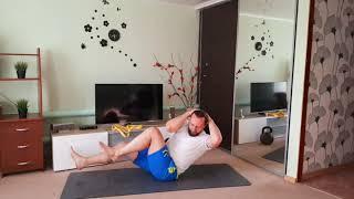 Лучшее упражнение Приседания Часть 5 Круговая тренировка