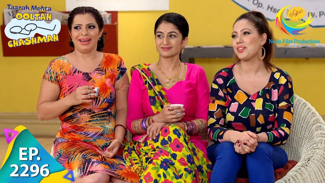 Download Taarak Mehta Ka Ooltah Chashmah - Episode 2296 - Full Episode