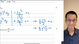 Integral Calculus Exam Review (2 of 5: Indefinite integrals)