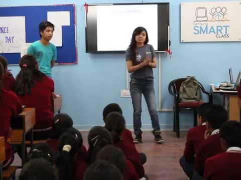 Lamstan Ladakh Seminar JNV School