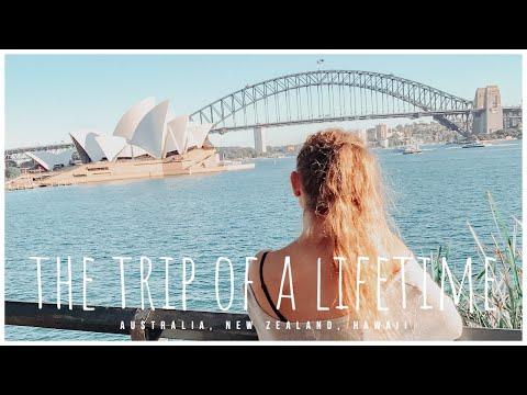 Australia, New Zealand & Hawaii | Julia Catherine