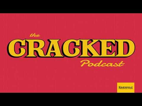 The Cracked Podcast -  A Farewell To Cracked Editor in Chief Jack O'Brien