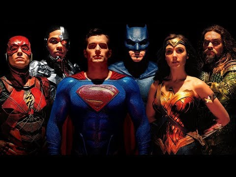 Top 20 Most Powerful DC Extended Universe (Justice League) Characters ᴴᴰ