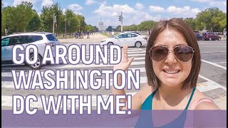 Go around #WashingtonDC with me 🇺🇸// Alice Dixson