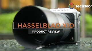 REVIEW: HASSELBLAD X1D