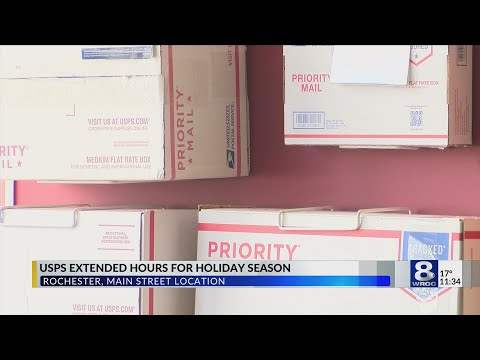 POST OFFICE EXTENDED HOURS