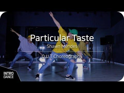 Particular Taste - Shawn Mendes | O.U.T Choreography | INTRO Dance Music Studio