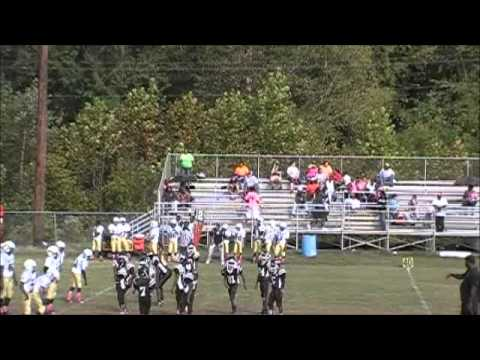 Colts 2014 Pee Wee vs Morton Panthers