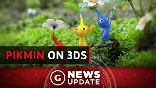 Game | New Pikmin Announced for 3DS GS News Update | New Pikmin Announced for 3DS GS News Update