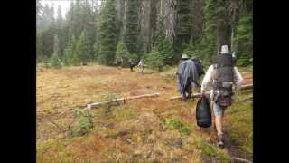 Rogue Community College Backpacking Class October 2014