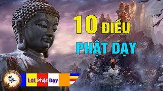 Để Tránh được nghiệp xấu bạn hãy nghe 10 Điều Quan Trọng Phật Dạy Làm Người | Phật Pháp Nhiệm Màu