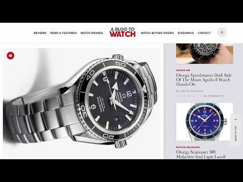 Spending Time: On Iconic Modern Watches & The In-House Movement Debate | aBlogtoWatch
