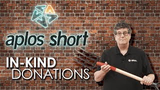 What are in-kind donations? - Aplos Short