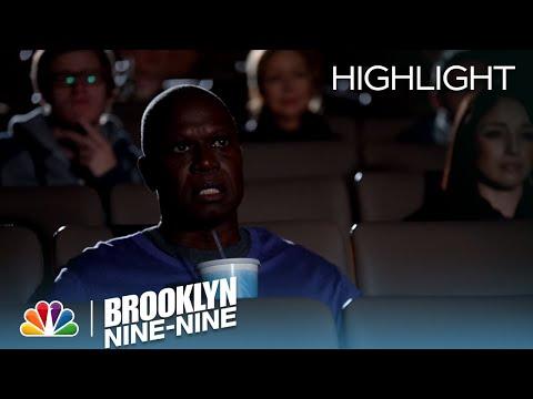 "Holt's Favorite Movie Is ""Moneyball""   Season 1 Ep. 15   BROOKLYN NINE-NINE"